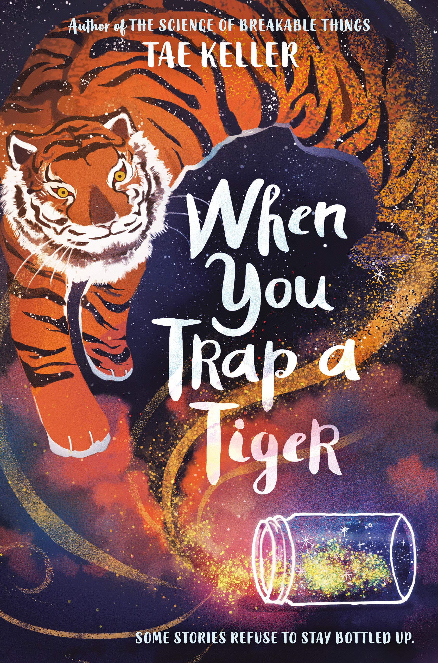 When You Trap a Tiger: Keller, Tae: 9781524715717: Amazon.com: Books