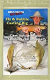 Fly & Bubble Casting Rig