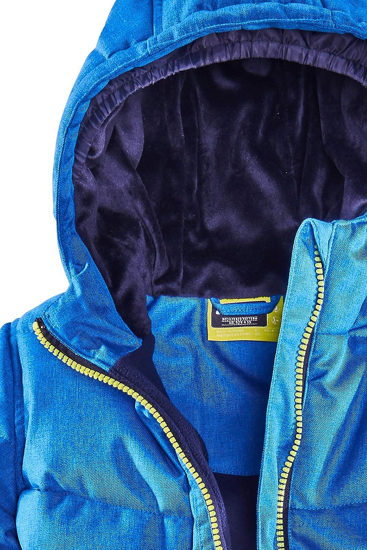 Mono de esqu/í para ni/ños con Capucha killtec Karter Mini Color Azul Infantil Columna de Agua de 10.000 mm oto/ño//Invierno