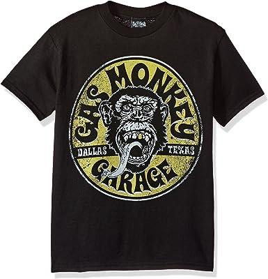 Gas Monkey Garage Kids' Equipped Graphic T-Shirt