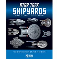 Star Trek Shipyards Star Trek Ships Encyclopedia V