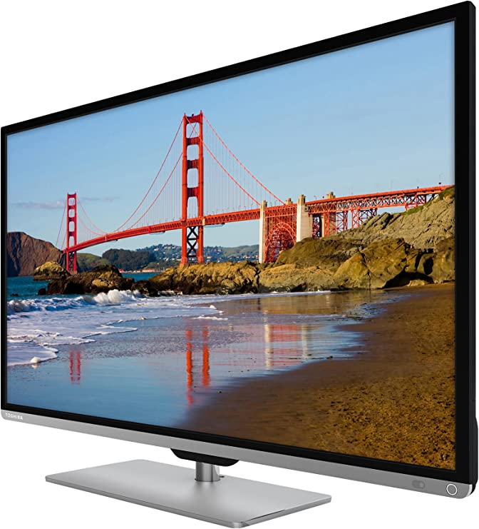 Toshiba 40L7335DG LED TV - Televisor (Full HD, A+, 16:9, 1080i, 1080p, 480i, 480p, 576i, 576p, 720p, Negro, Edge-LED): Amazon.es: Electrónica