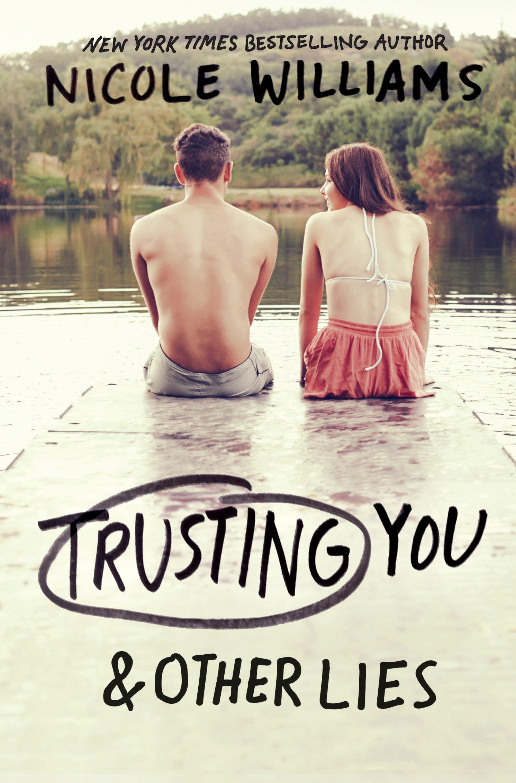 Read Online Trusting You & Other Lies pdf