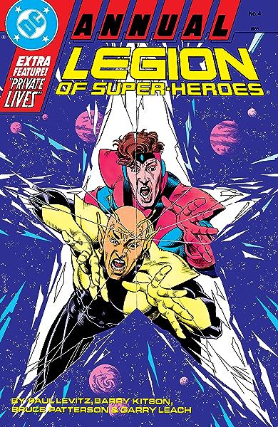 Legion of Super-Heroes #63 August 1989