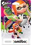 Splatoon Girl amiibo (Nintendo Wii U/3DS)