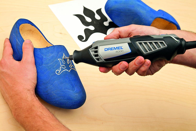 Dremel 9903 Fraise en Carbure de Tungstène Accessoire pour Sculpter et Graver