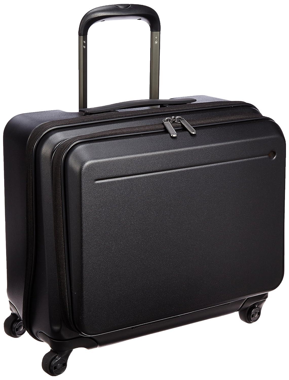 [エースジーン] スーツケース ジェットパッカーs TR 43cm 34L サイレントキャスター 43 cm 3.3kg B01DIN6V62 ブラック