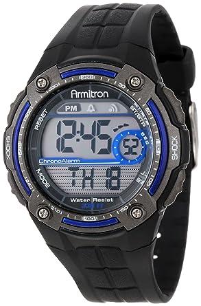 Buy armitron mens black rubber digital watch 408189blu online at armitron mens black rubber digital watch 408189blu fandeluxe Gallery