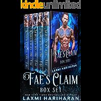 Fae's Claim Box Set: Paranormal Dark Fae Vampire Romance