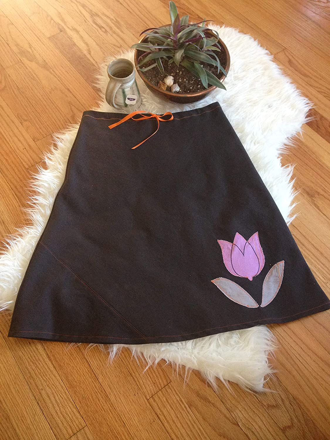 lone bloom skirt