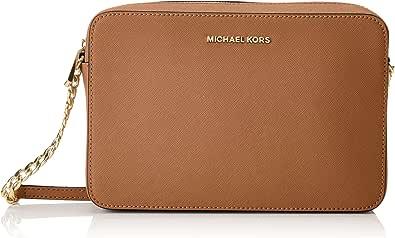 Michael Kors Jet Set Travel, 1 para Mujer, White, 1.9x10.2x22.9 cm (W x H x L)