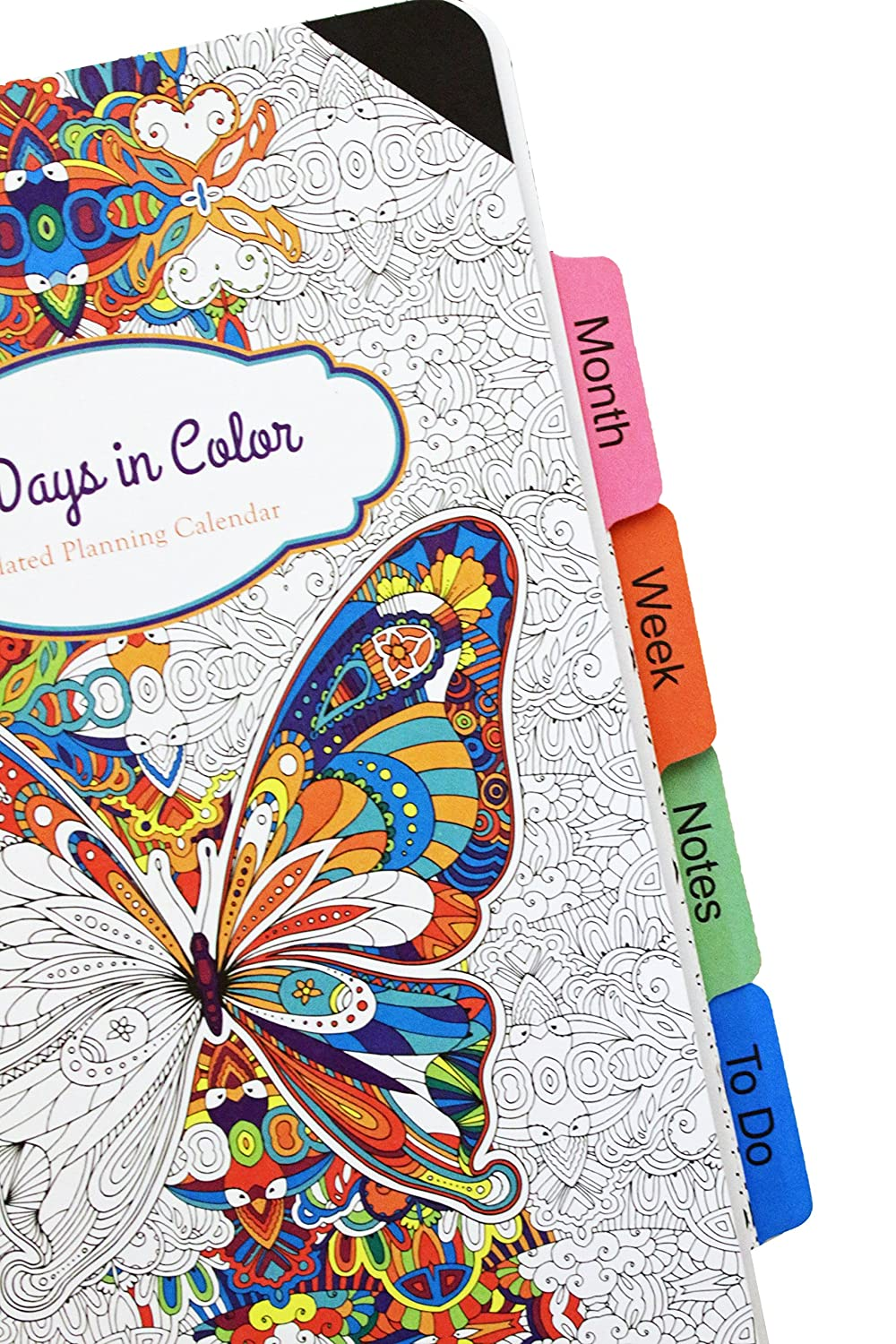 Relax With Art Calendar : Coloring your jewish year wall calendar a hebrew