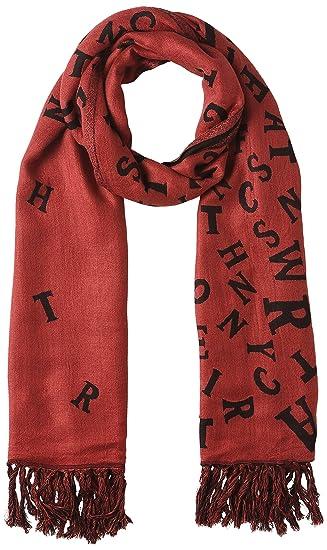 Diesel Foulard, Couleur  Rouge, Taille  One Size  Amazon.fr  Vêtements et  accessoires b5ebdf13c6a