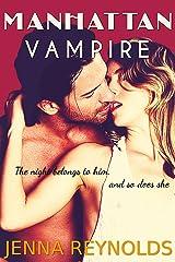Manhattan Vampire Kindle Edition