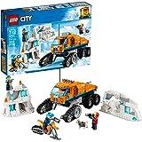 LEGO 城市北极侦察车 60194 建筑套件(322 件),多色