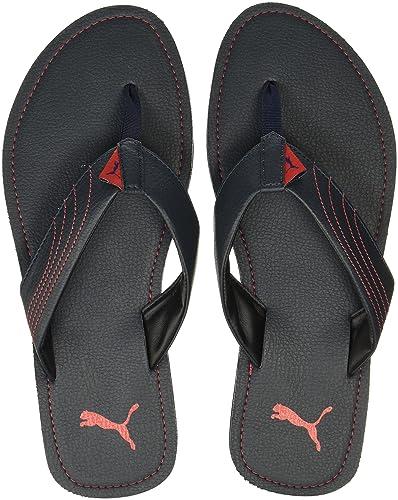 Puma Men s Ketava Iii Dp Black Coffee and Oatmeal Hawaii Thong Sandals - 6  UK  973446dc7d15