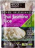 Eco Organics Ready to Eat Thai Jasmine Rice, 250g