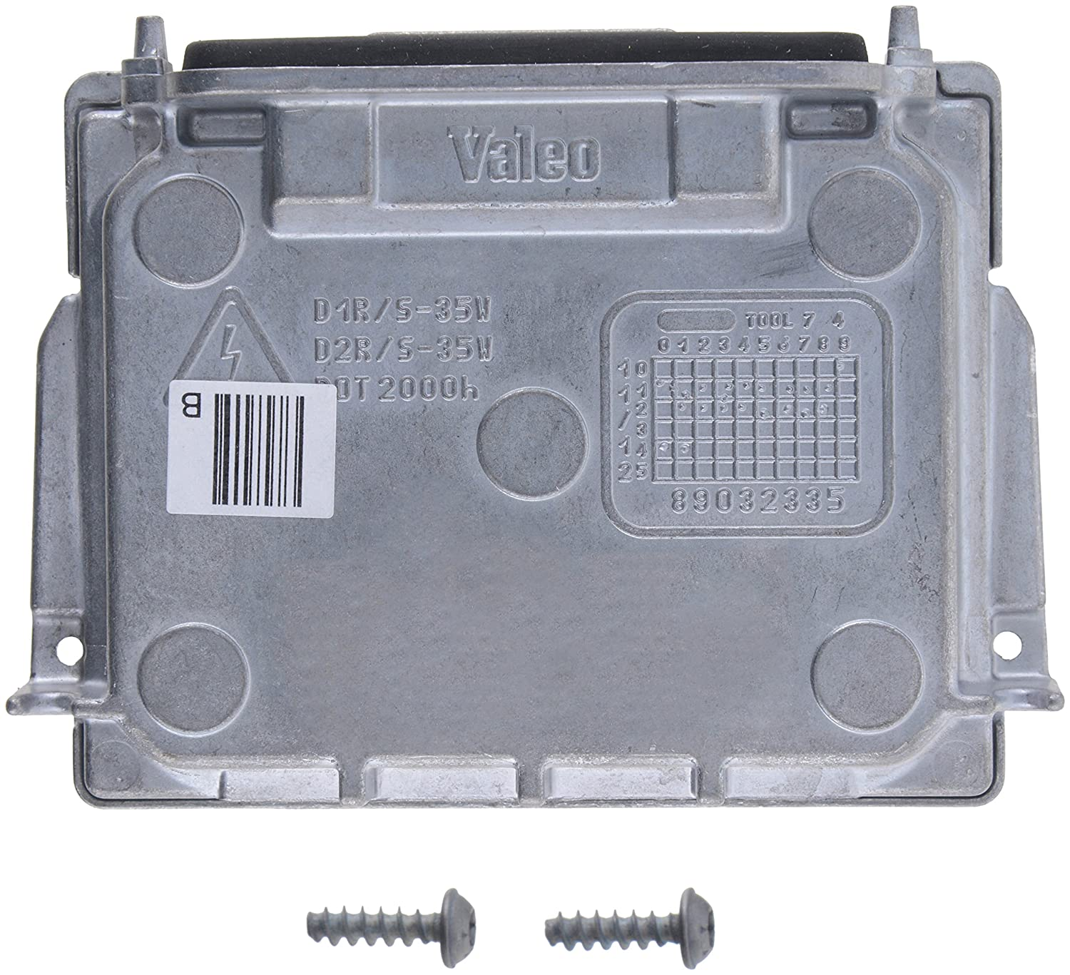 Valeo 43731 OE Xenon Lighting Ballast