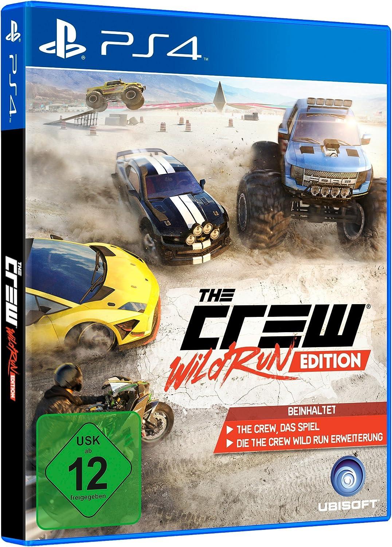 The Crew - Wild Run Edition [Importación Alemana]: Amazon.es ...