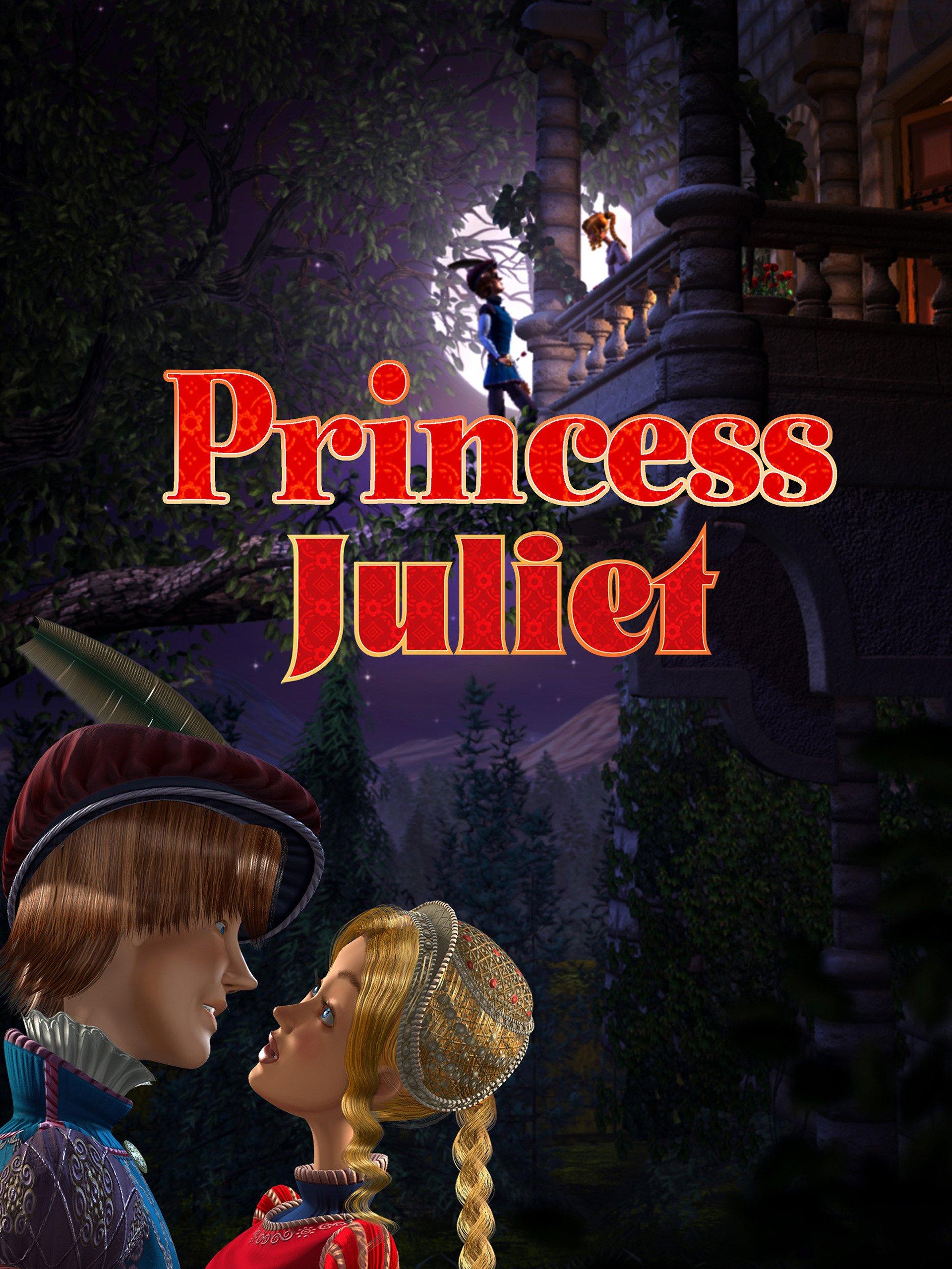 Принцесса Джульетта: Проблема с садом