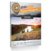 Backroad Mapbook: Thompson Okanagan BC: 4th Edition
