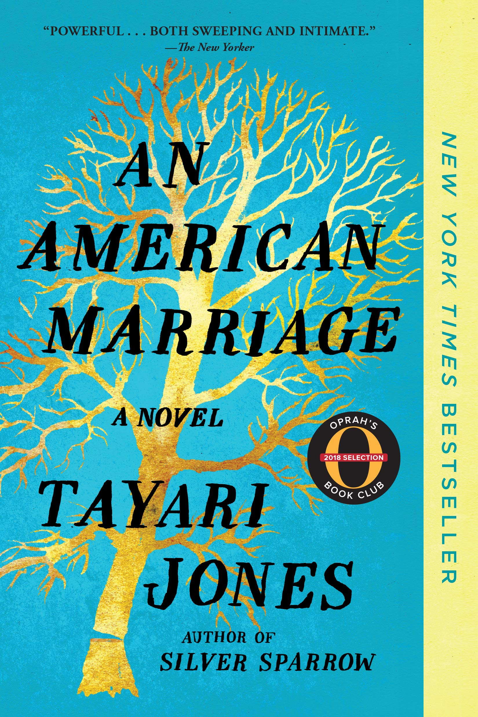Amazon com: An American Marriage (Oprah's Book Club): A