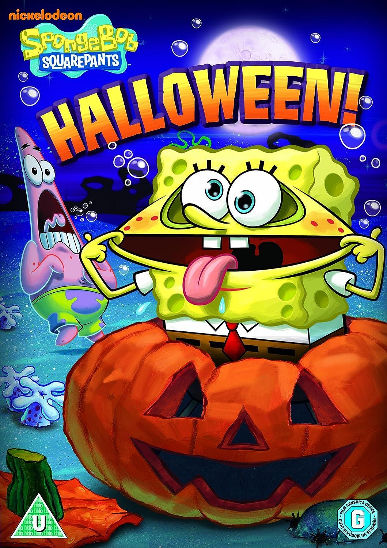 spongebob squarepants halloween dvd - Spongebob Halloween Game
