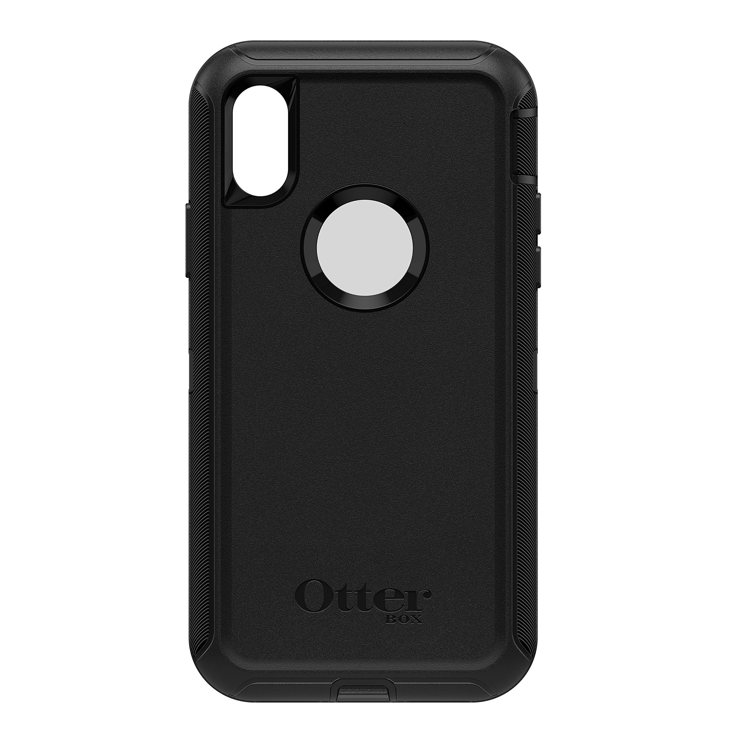 OtterBox Defender iPhone Xs 5.8 inch Black Screenless Screenless Case by OtterBox