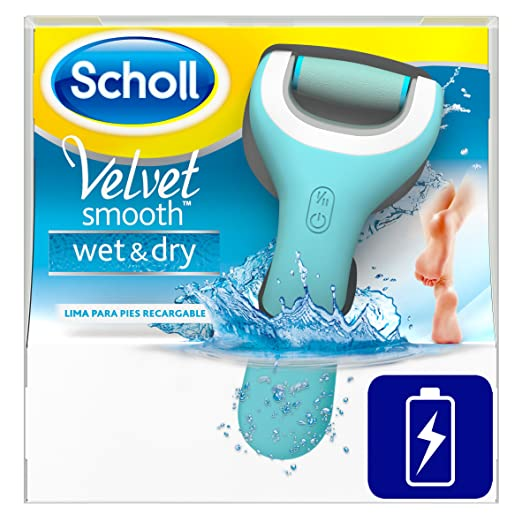 5 opinioni per Scholl Lima elettronica Velvet Smooth Wet & Dry