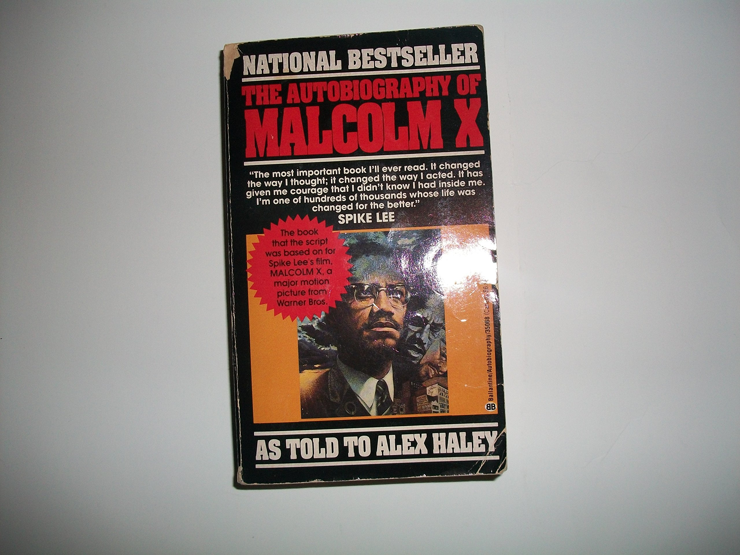 The Autobiography Of Malcolm X As Told To Alex HaleyWith A New Forward By Attallah Shabazz 9780345350688 Amazon Books