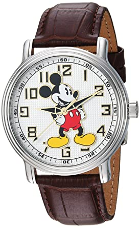 b54943c3929 Image Unavailable. Image not available for. Color  Invicta Men s Disney  Limited Edition Stainless Steel ...