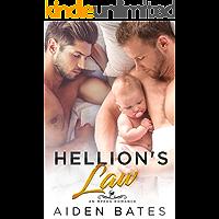 Hellion's Law: A Bad Boy Romance (Hellion Club Book 5)