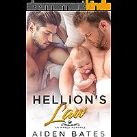 Hellion's Law: A Bad Boy Romance (Hellion Club Book 5) (English Edition)