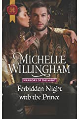 Forbidden Night with the Prince (Warriors of the Night Book 3) Kindle Edition