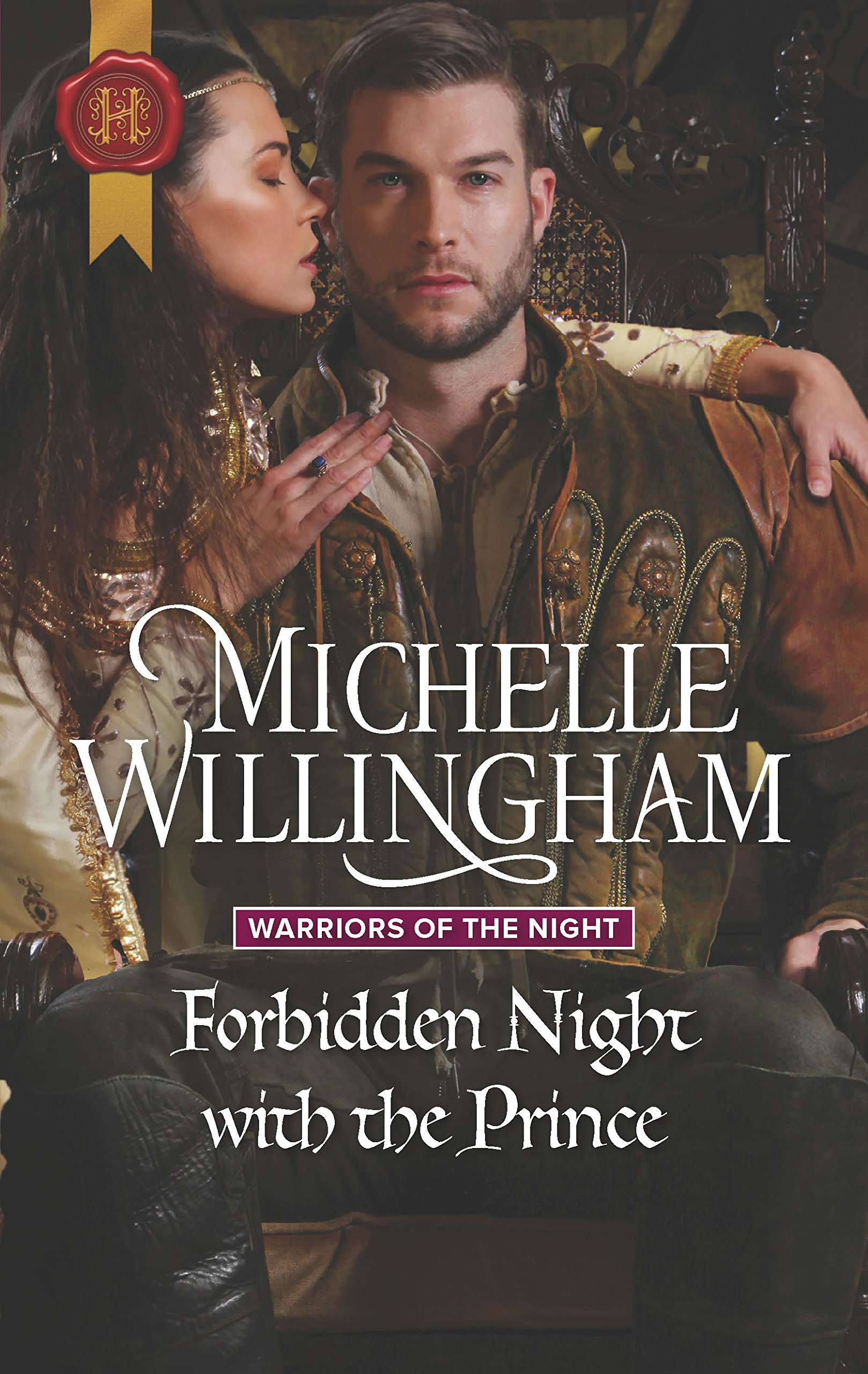 Forbidden Night with the Prince (Warriors of the Night) pdf epub