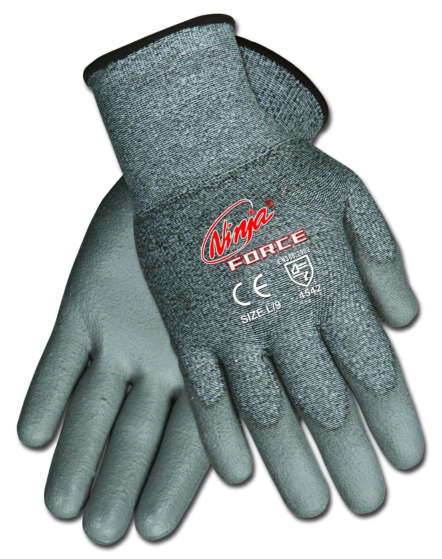 Safety Works CN9677M  White Dyneema Glove, Medium