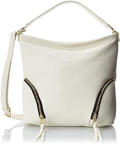 1833a84ba6 Amazon.com  POVERTY FLATS by rian Softy Hobo Shoulder Bag
