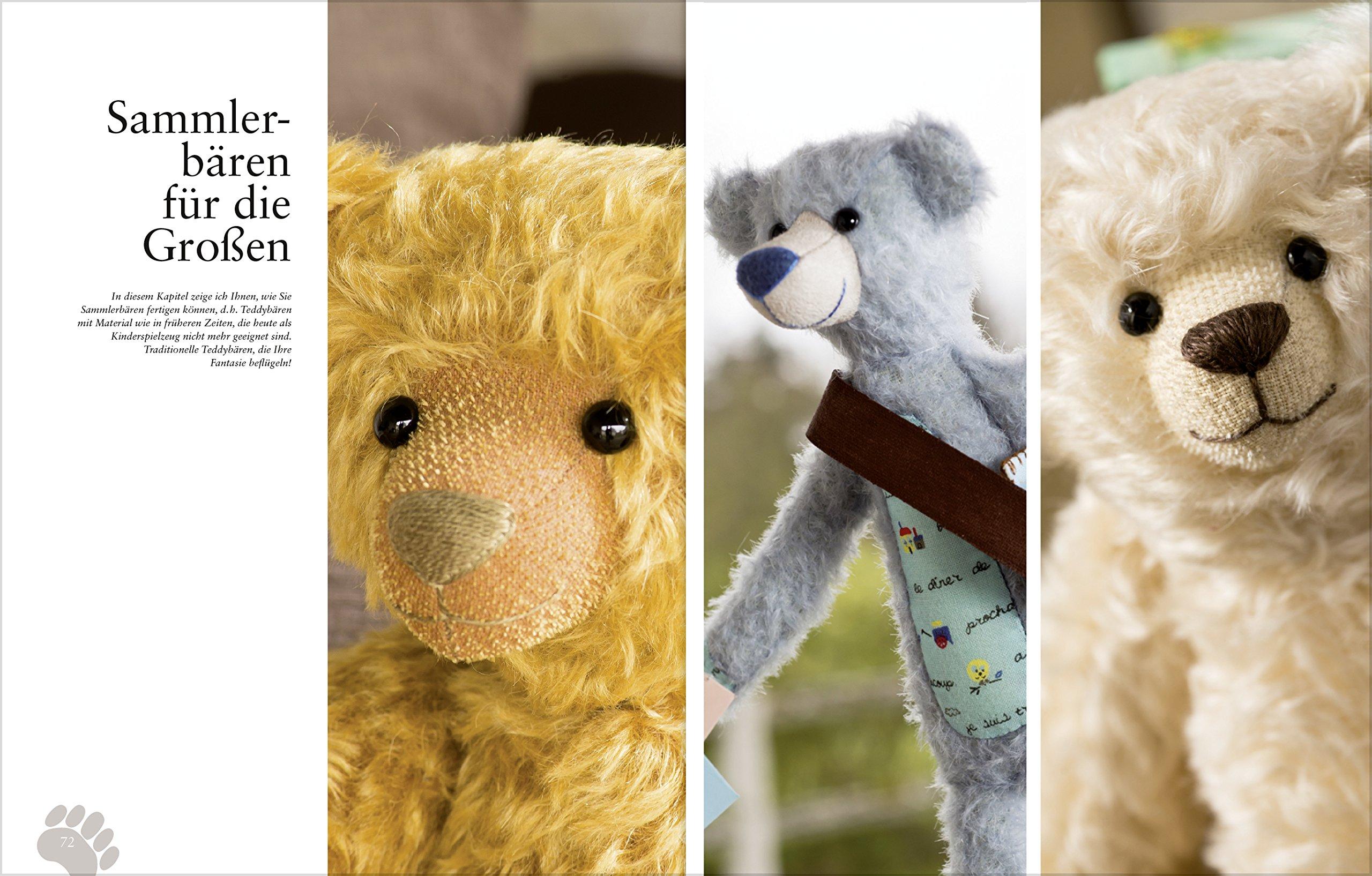Kleine Freunde nähen: 18 Anleitungen für Teddys mit Charakter ...