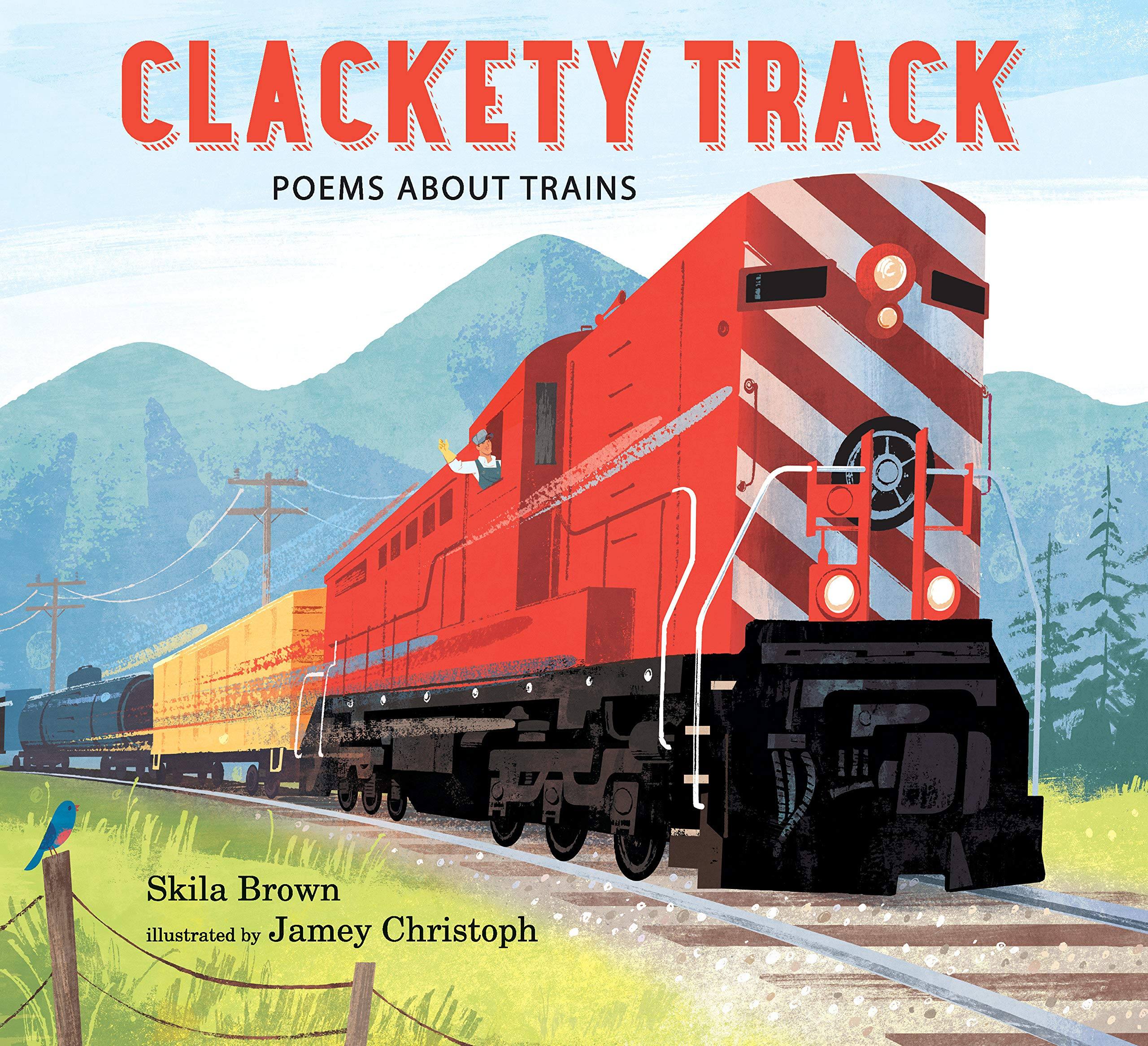 Image result for clackety track poems amazon