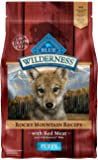 Blue Buffalo Wilderness Rocky Mountain Recipe Dry Puppy Food