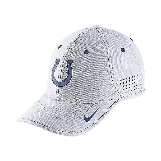 Nike True Vapor (NFL Colts) Gorra para hombre (talla única ...