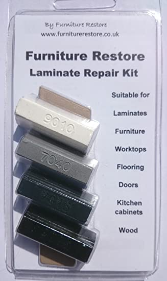 Mobel Schrank Laminat Kuche Arbeitsplatte Reparatur Soft Wax Filler