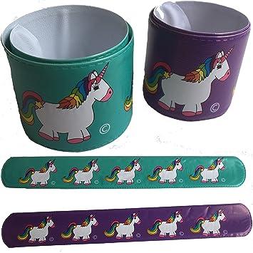 Carpeta® - 8 x Unicornio Schnapp pulseras ┃ obsequios ...