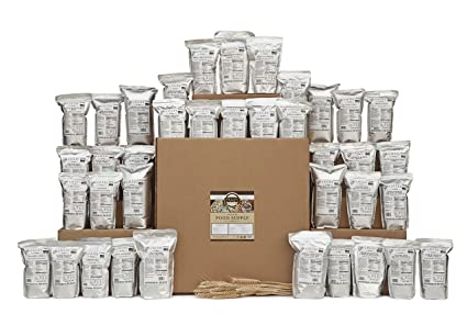 1 Year Value Long Term Pantry Supply of Healthy Freeze Dried Survival Food for Emergency Preparedness - Valley Food Storage