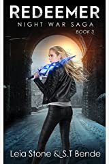 Redeemer (Night War Saga Book 3) Kindle Edition