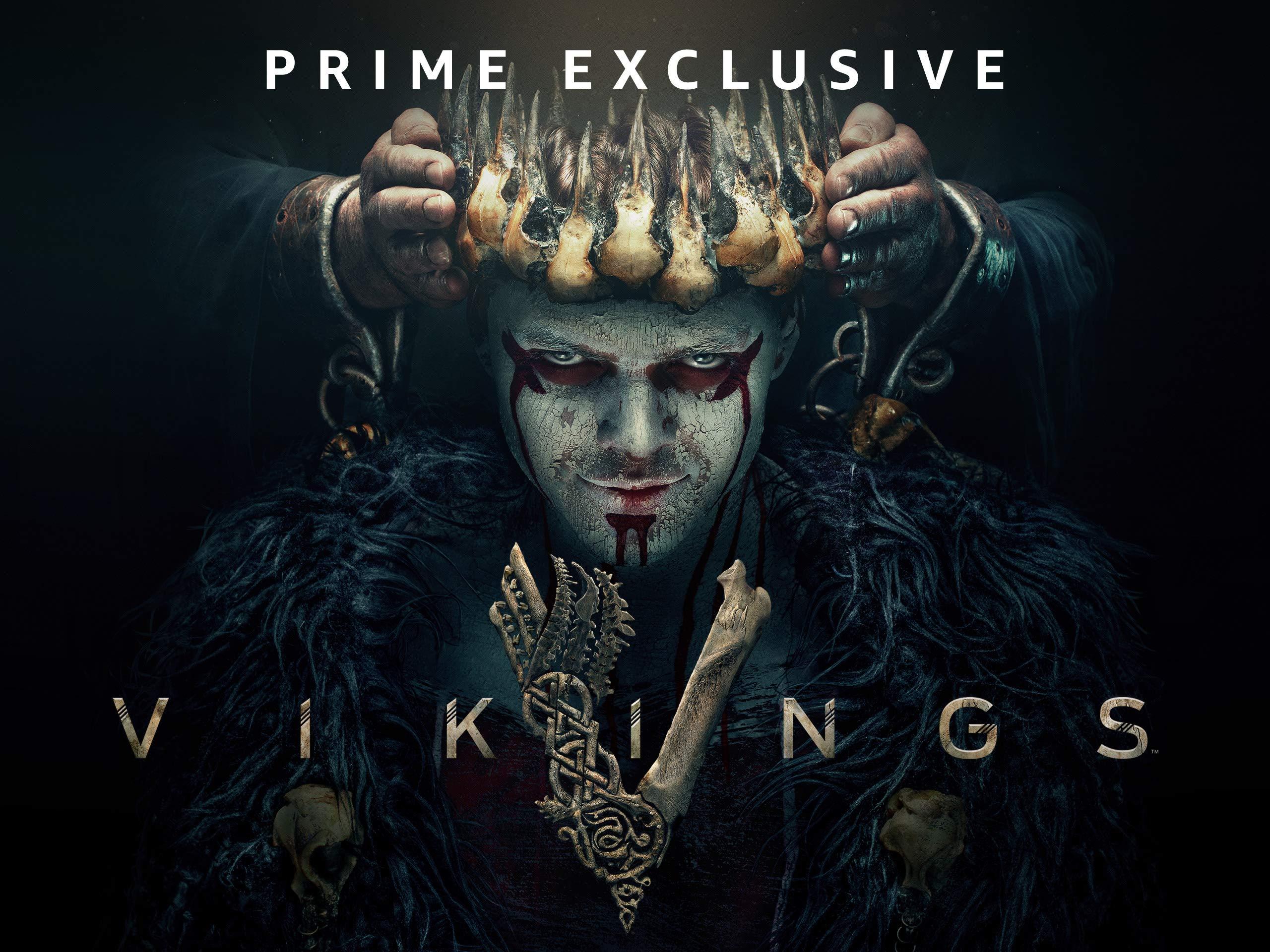 Amazoncouk Watch Vikings Season 5 Part 2 Prime Video