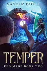 Temper: An Apocalyptic LitRPG Series (Red Mage Book 2) Kindle Edition