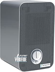Germ Guardian HEPA Filter Air Purifier with UV Light Sanitizer, Eliminates Germs, Filters Allergies, Pollen, Smoke, Dust Pet Dander, Mold Odors, Quiet 3-in-1 Air Purifier for Desk and Office AC4100