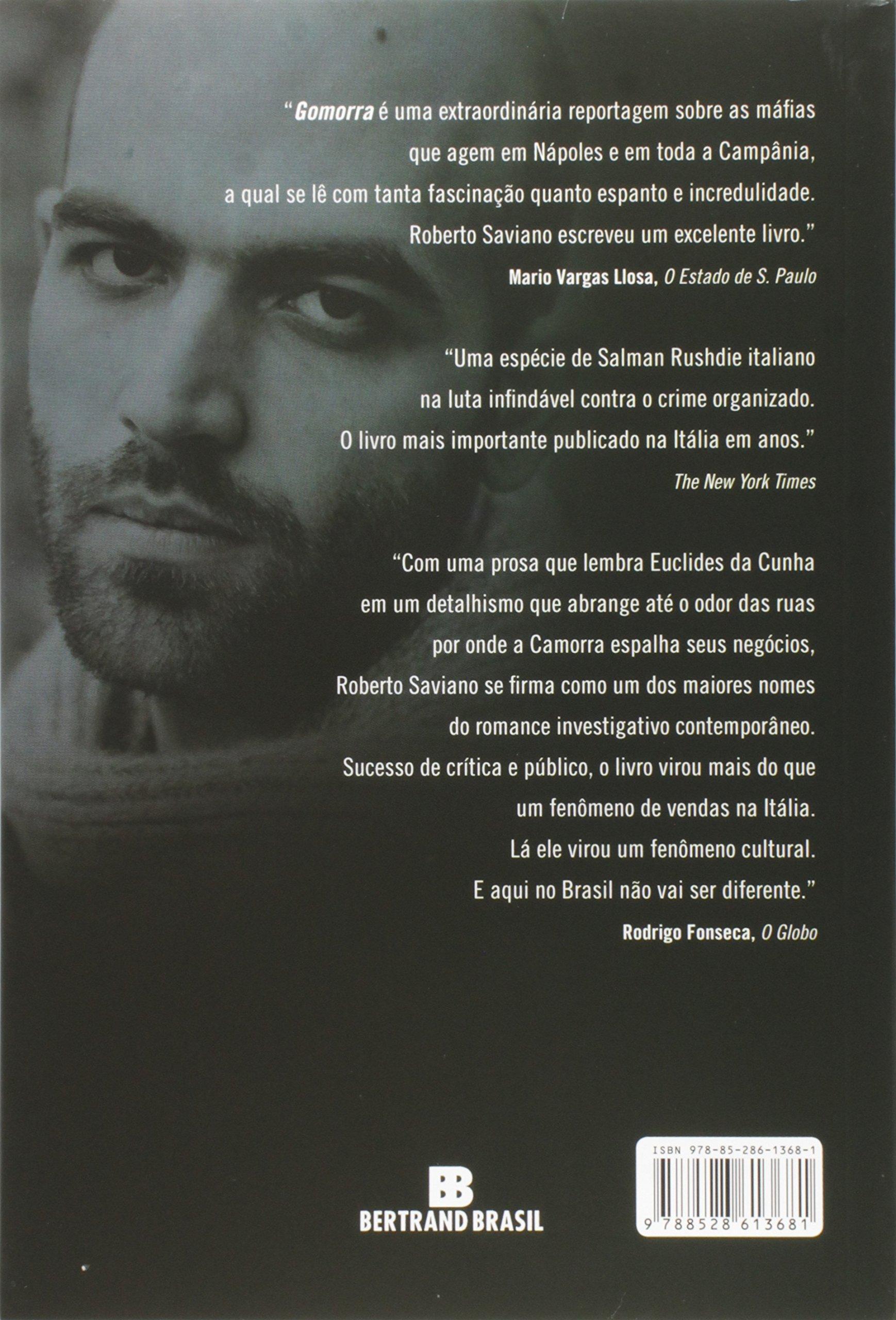 Gomorra (em Portuguese Do Brasil): Roberto Saviano: 9788528613681:  Amazon: Books