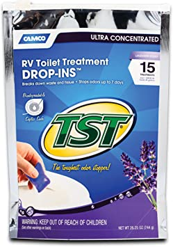 Amazon Com Camco Tst Ultra Concentrated Lavender Scent Automotive